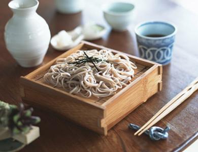 蕎麦と日本酒は相性がいい?